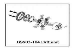 Diff. Unit (BS903-104)