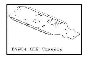 Chassis (BS904-008)
