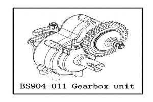 Gearbox unit (BS904-011)