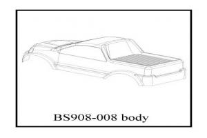 Painted Body (BS908-008)