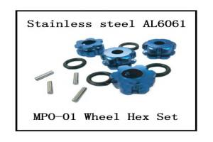 Wheel Hex Set (MPO-01)