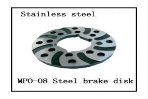 Steel Brake Disk (MPO-08)
