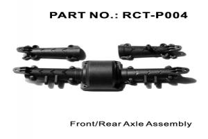Front/Rear Axle Assembly (RCT-P004)