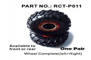 Wheel Complete(left+Right) (RCT-P011)