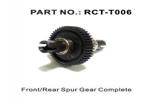 Front/Rear Spur Gear Complete (RCT-T006)