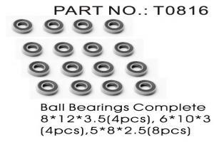 Complete Ball Bearing Kit (T0816)
