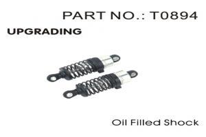 Oil Filled Shocks (T0894)
