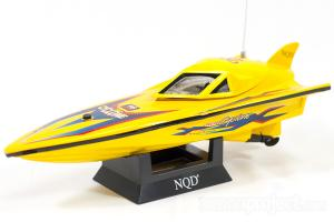 Mini High Speed Mosquito Boat Yellow