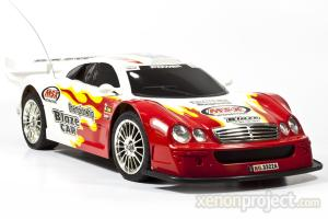 Tornado Benz RC Car, White
