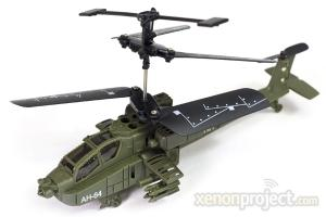 S012 AH-64 Military Mini Apache