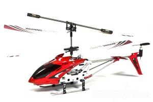 Syma S107G Mini Gyro Red
