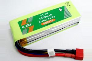 1500mAh Battery