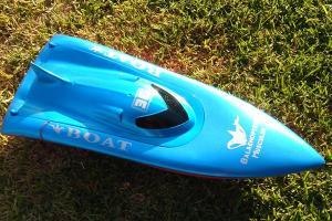 Syma Killer Whale Racer Blue