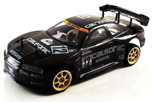 Smartech Nissan Skyline Black