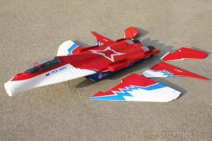 HC-Hobby MIG 29 EDF Kit Red