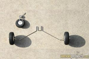 HC-Hobby Landing Gear Set