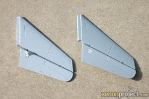 HC-Hobby Vertical Stabilizers