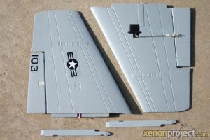 HC-Hobby Main Wing Set