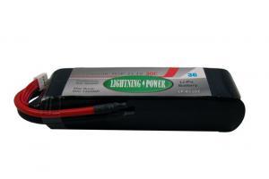 Lightning Power 2200mAh 30C 3S1P 11.1V Lithum Polymer Battery