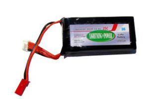 Lightning Power 860mAh 3S1P 11.1V