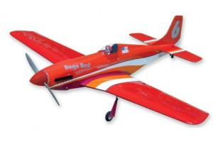 The World Models Dago Red Mustang - 46