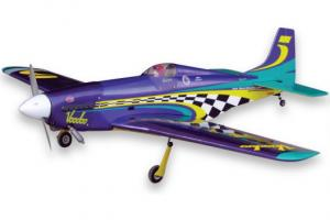 The World Models Voodoo Mustang - 46