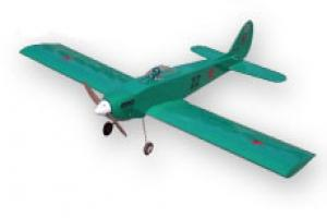 The World Models Aircombat Series - 25 (Yak-9D)
