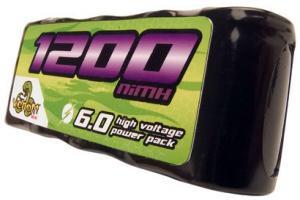 Venom 6v-1200mah NiMH Flat Receiver Battery