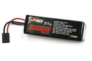 Venom 20C 8000mah 7.4v 2-Cell R/C Car LiPO TRX