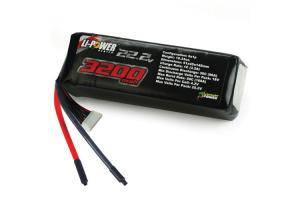 Venom 30C 3200mah 22.2v 6-Cell LiPO Battery