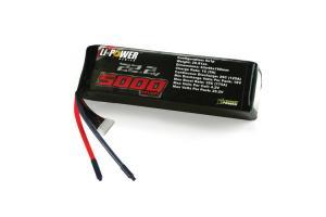Venom 25C 5000mah 22.2v 6-Cell LiPO Battery