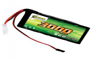 Venom 6v-3000mah NiMH Large Scale RX Battery