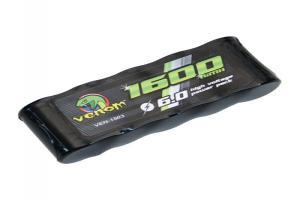 Venom 6v-1600mah NiMH Flat Receiver Battery