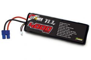 Venom 20C 4000mah 11.1v LiPO - EC3 Plug