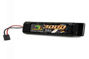 Venom 8.4v 3000mah NiMH Flat Battery -TRX Plug