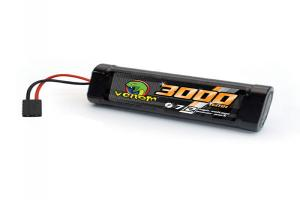 Venom 7.2v 3000mah NiMH Battery - TRX Plug