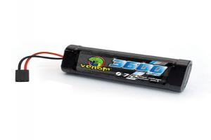 Venom 7.2v 3600mah NiMH Battery - TRX Plug
