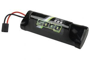 Venom 9.6v 5000mah NiMH Hump Battery w/ TRX