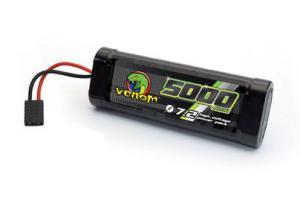 Venom 7.2v 5000mah NiMH Battery - TRX Plug
