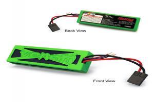 Venom 20C 5000mah 7.4v 2-Cell R/C Car LiPO TRX