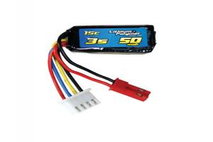 Venom 15C 50mah 11.1v 3-Cell LiPO Battery