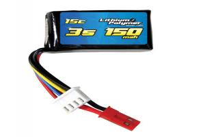 Venom 15C 150mah 11.1v 3-Cell LiPO Battery