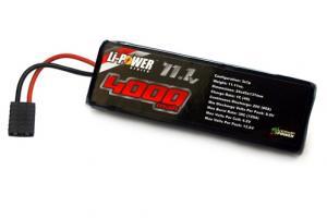 Venom 20C 4000mah 11.1v LiPO - TRX Plug