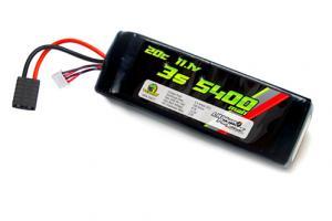 Venom 20C 5400mah 11.1v LiPO - TRX Plug