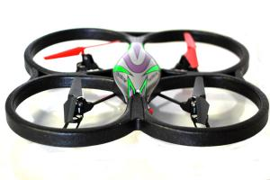 V262 Cyclone UFO Quadcopter